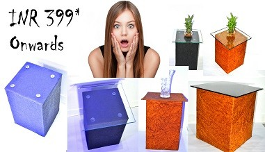 KartnOri Side Tables Starting from INR 399/- Only
